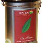 Зеленый чай Sunleaf Whole Leaf